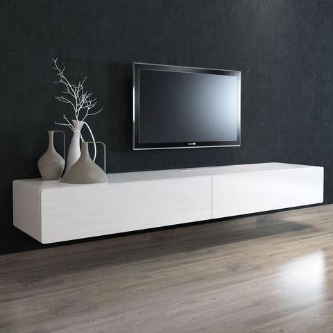 rack suspenso branco simples