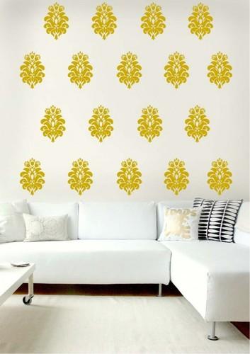 Stencil para parede
