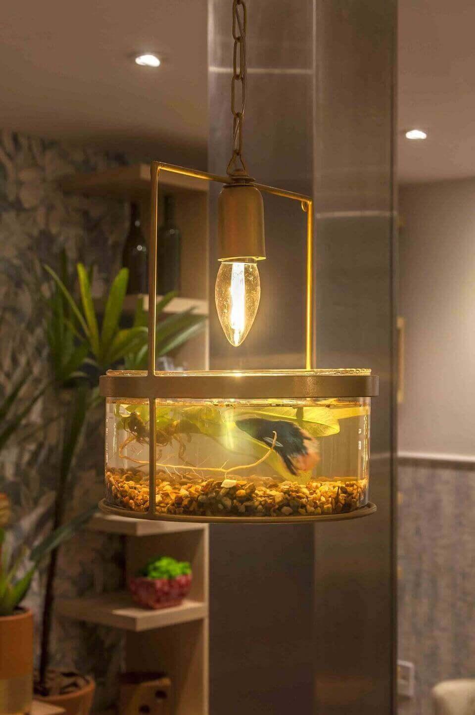 tipos de lâmpadas - pendente de lâmpada
