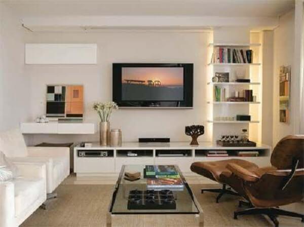 Poltronas confortáveis para sala de tv