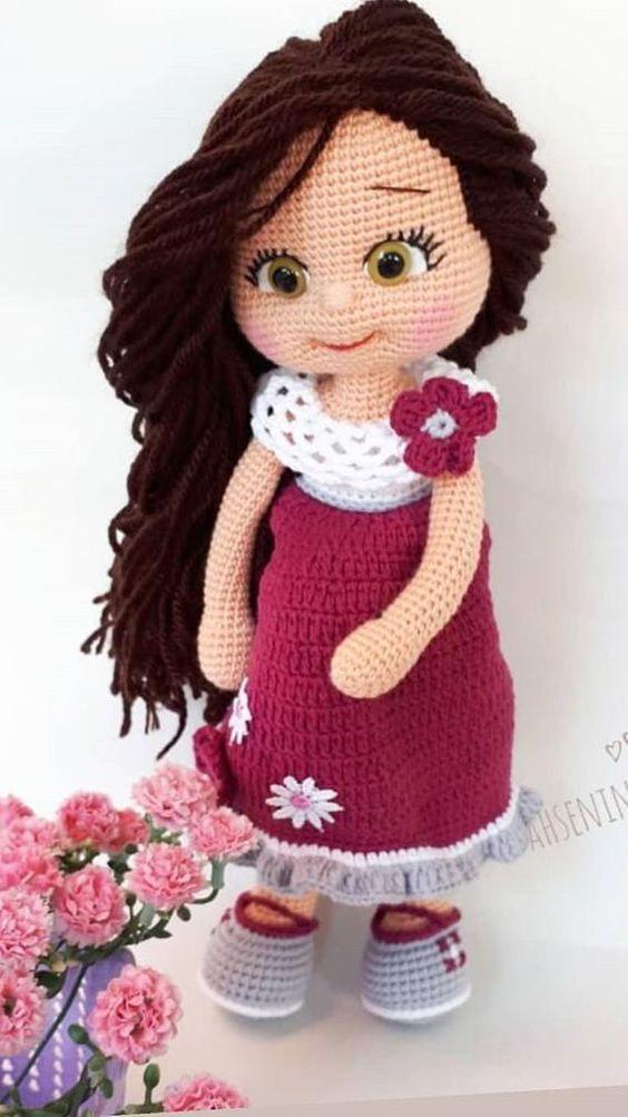 Revista Amigurumi PDF Gratis Receitas Em Portugues | Amigurumi | Crochê em  2020 | Bonecas de tricô, Bonecas de croche amigurumi, Bonecas de crochê | 1003x564