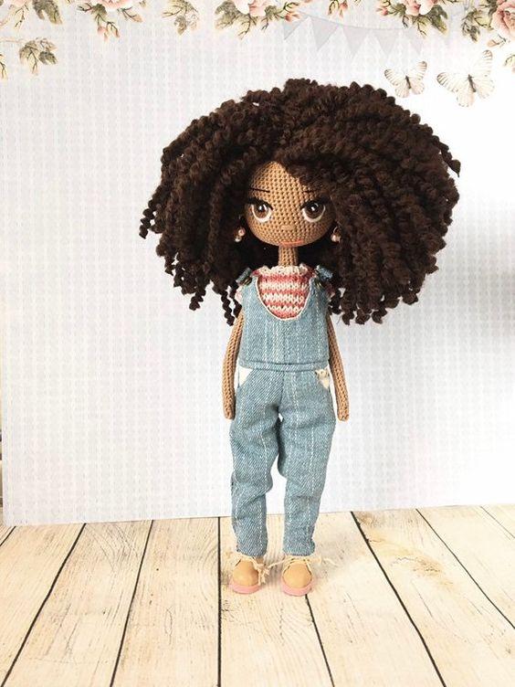 5 apaixonantes modelos de bonecas de amigurumi - Viver de Artesanato | 752x564