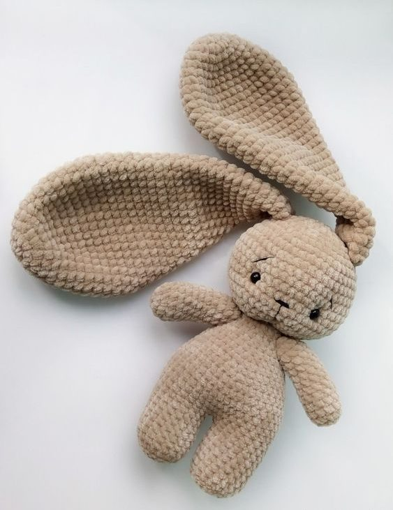 amigurumi - big amigurumi rabbit