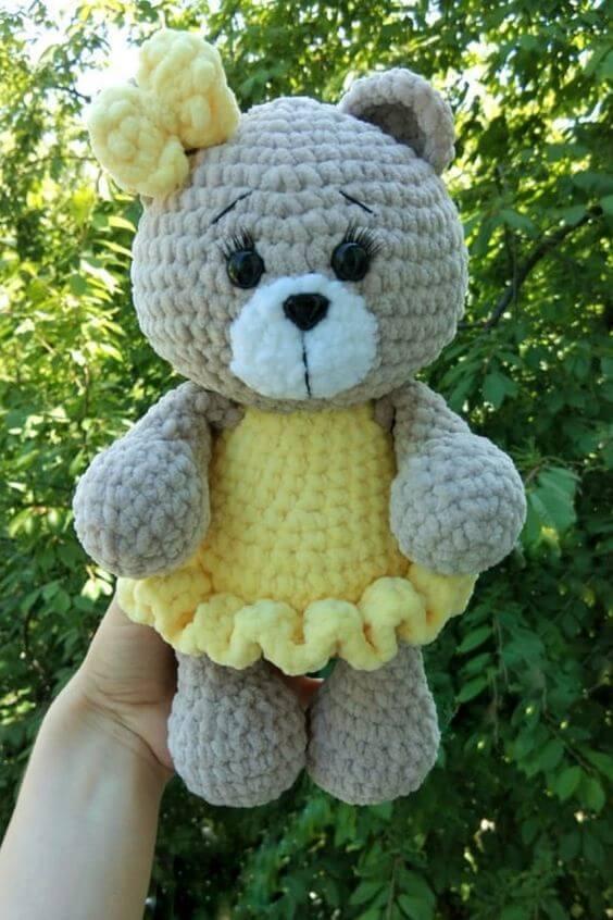 85 Melhores Ideias de bichinhos de croche 2 | Bichinhos de croche ... | 846x564