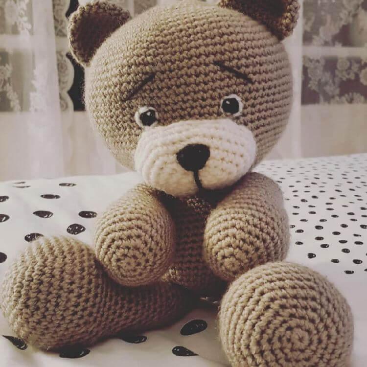 Amigurumi do Zero #36 - Como Fazer um Elefante ♥ - Parte 1 ... | 750x750