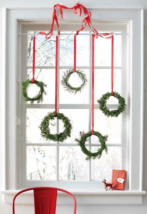 Enfeites de Natal que encantam a decoração do ambiente
