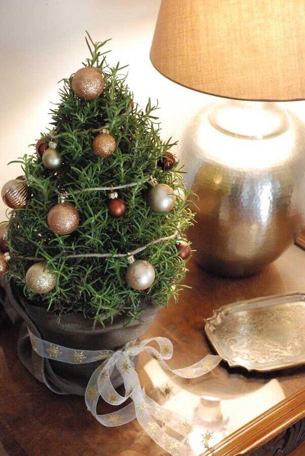 bolas de natal para árvore de natal pequena Foto Flisol Home