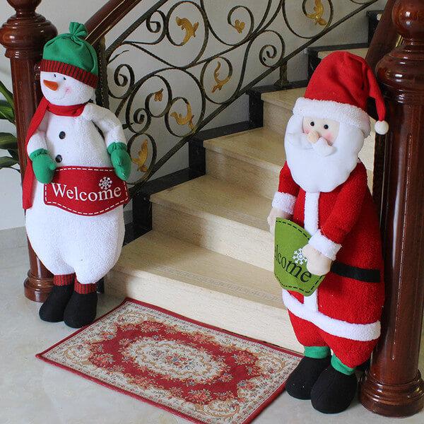 Boneco de natal do papai noel