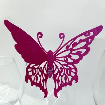 borboletas de papel para decoração