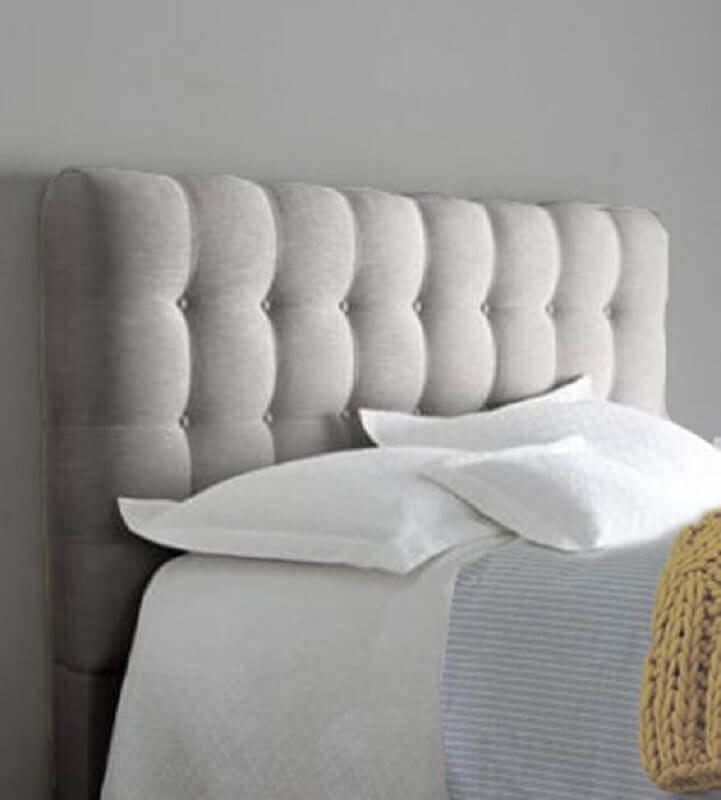 cabeceira cama box solteiro Foto Pinterest