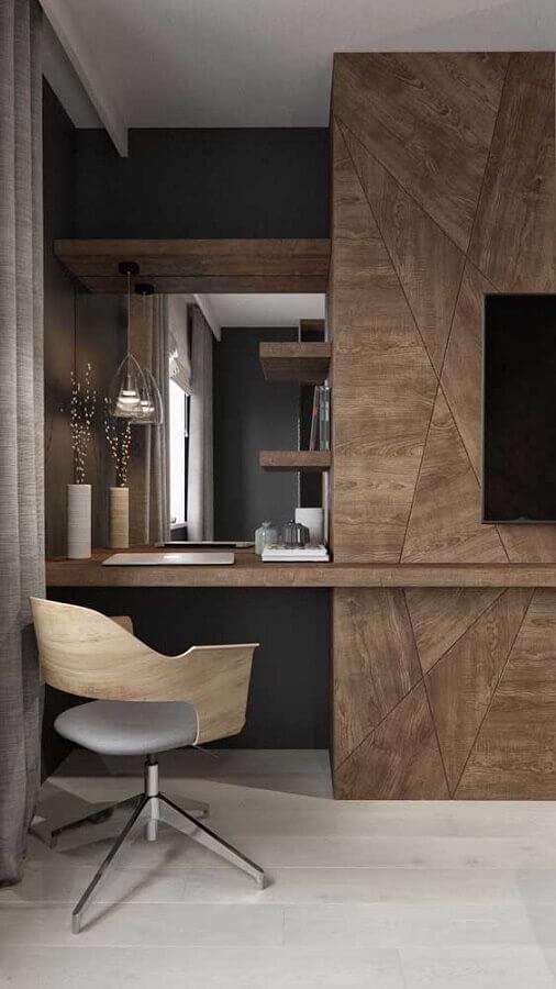 cadeira decorativa giratória Foto Pinterest