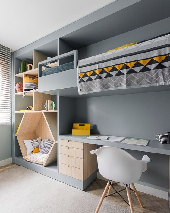 Cadeira para escrivaninha de quarto