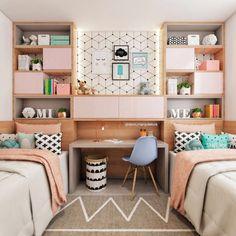 Cadeira para quarto de gêmeos