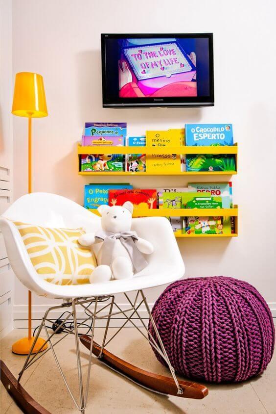 cadeira para quarto infantil