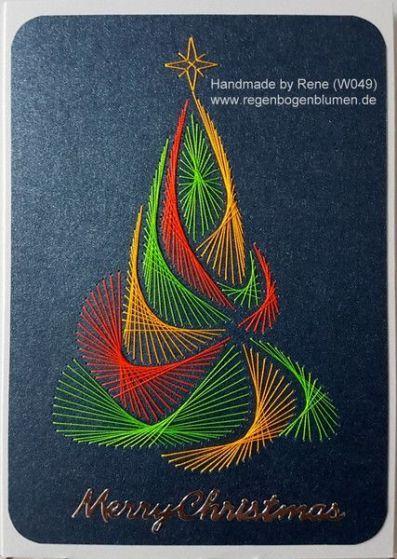 christmas card - color christmas card