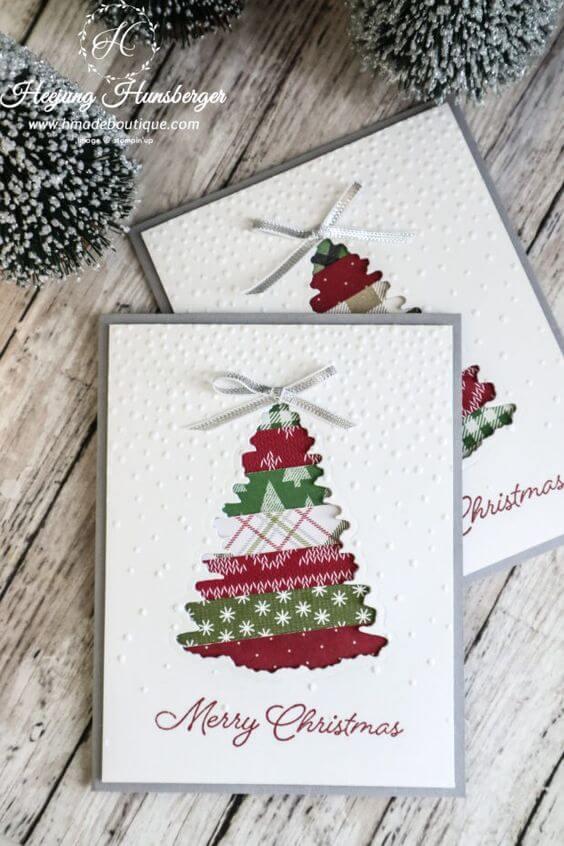 cartão de natal - cartões de natal coloridos