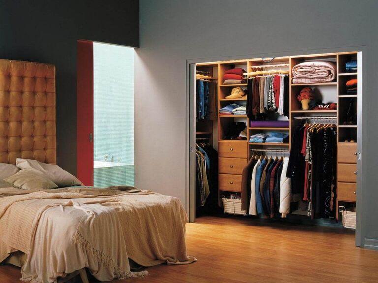 closet aberto - closet aberto embutido