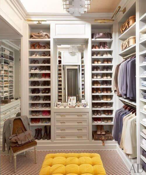 closet feminino