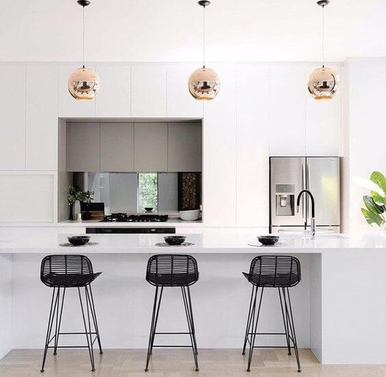 cozinhas escandinavas modernas