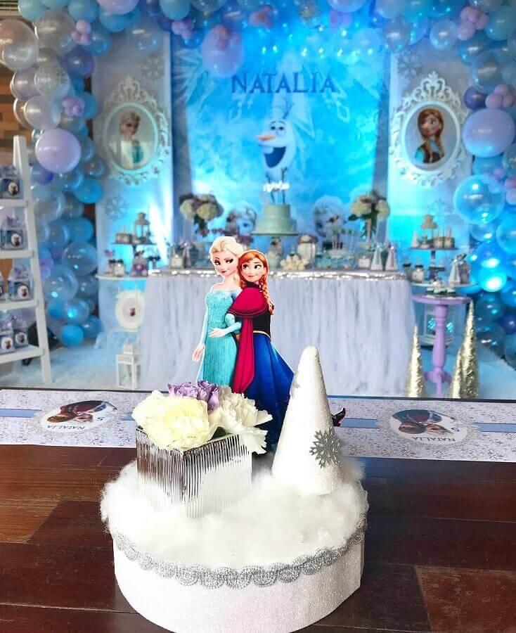 decoração de festa da frozen Foto Creaciones by Patricia