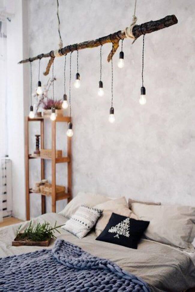 Ilumine o quarto com enfeites maravilhosos