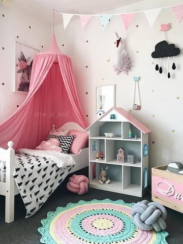 enfeites de quarto infantil
