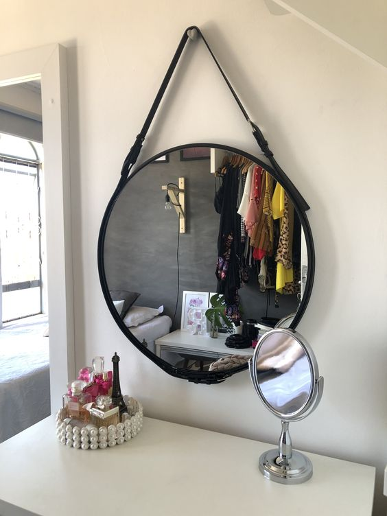 espelho adnet - quarto com espelho decorativo