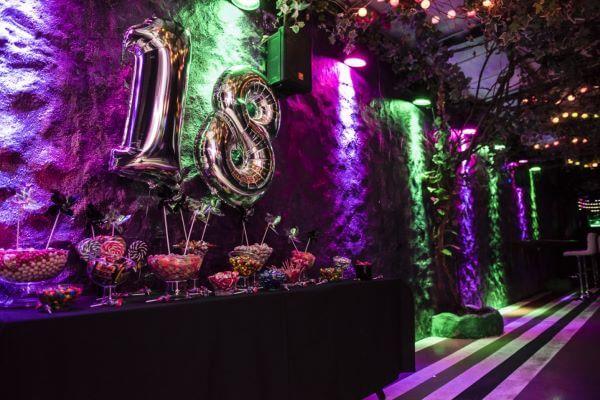 festa de 18 anos