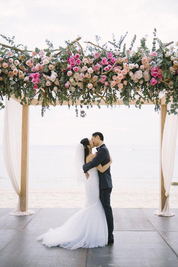 Flores para casamento com lisianthus