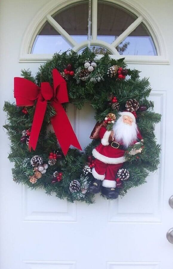 garland for Christmas decoration Photo Wood Save