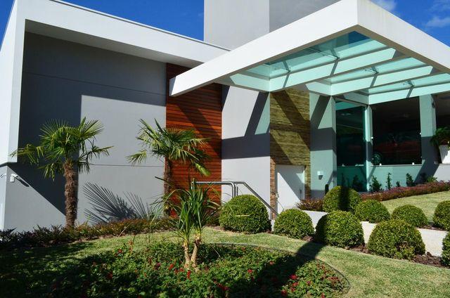 jardim residencial - jardim em casa moderna