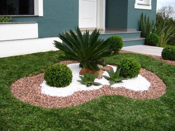 jardim residencial - jardim paisagismo