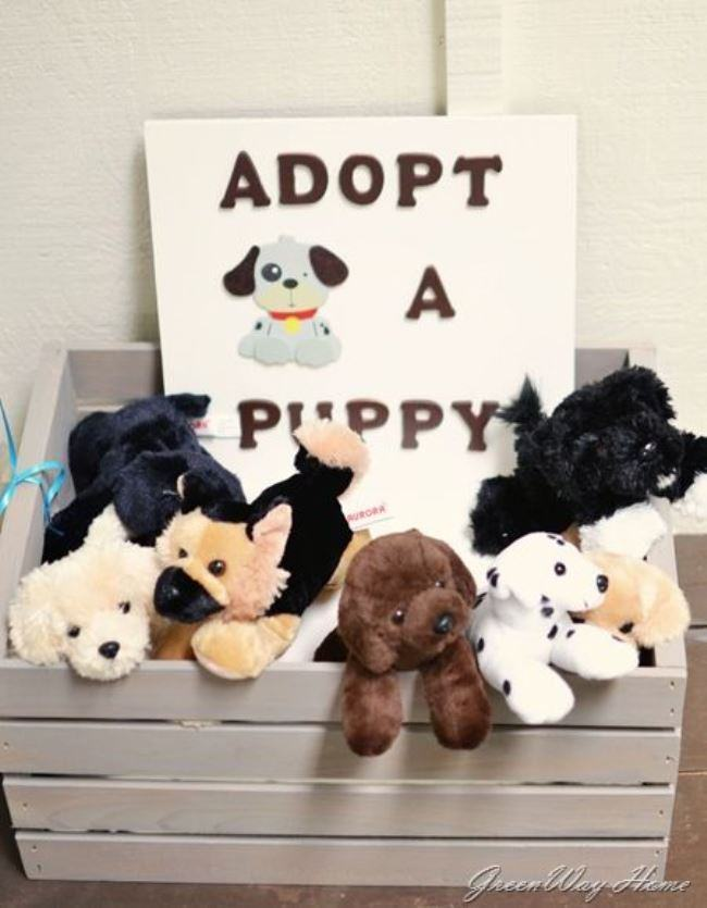 Lembrancinhas de aniversário patrulha canina