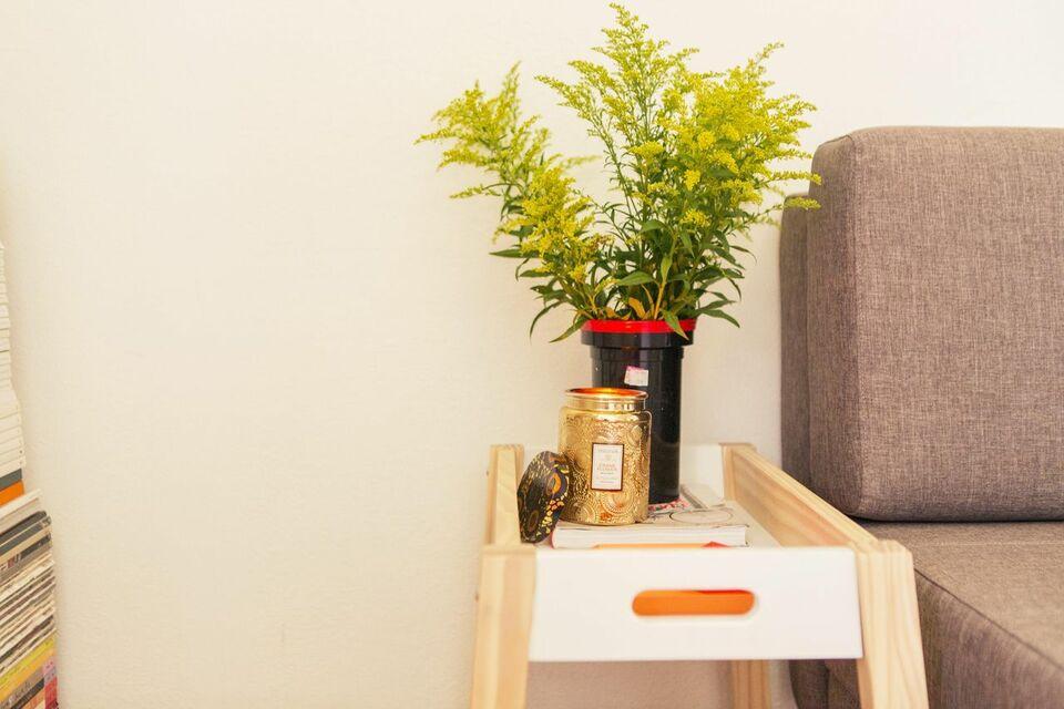 mesa de canto para sala - mesa de canto da sala de estar
