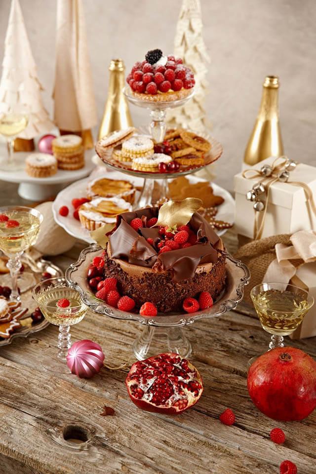 mesa de natal para ceia de natal