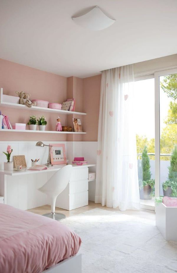 Mesa de estudo para quarto pequeno