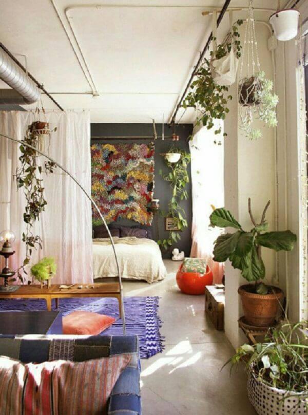 As plantas para quarto podem transformar a decoração do seu cômodo