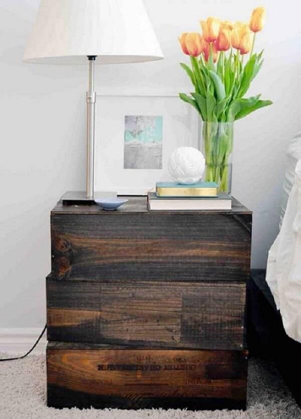 Invista em peças criativas no momento de decorar o quarto de casal