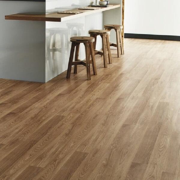 Utilize o piso laminado flutuante em diferentes cômodos da casa