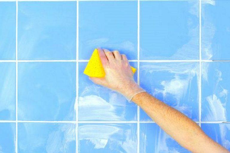 Rejunte de banheiro