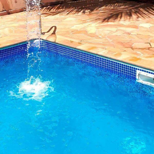 borda para piscina de vinil