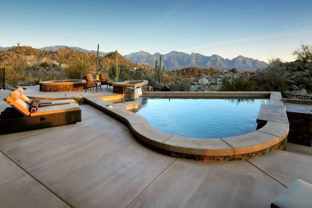 Inclua a borda para piscina no seu projeto