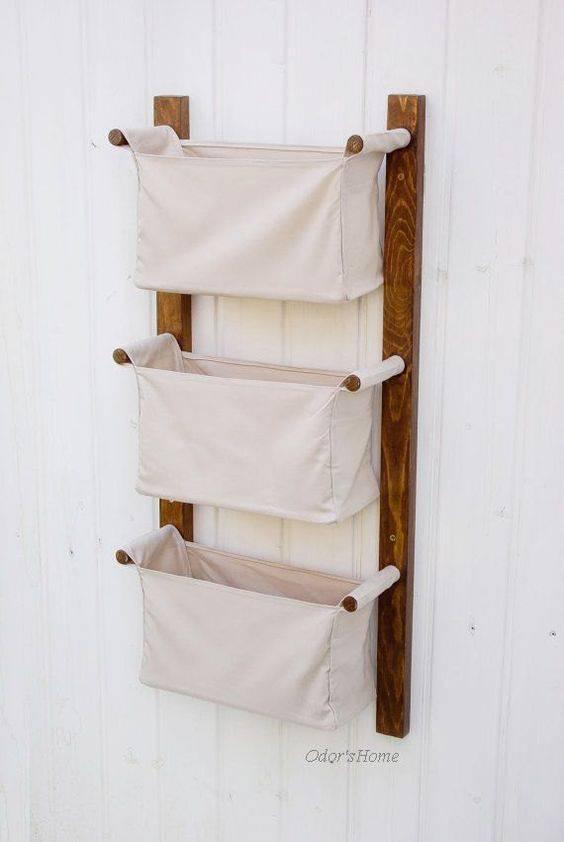 cesto organizador - arranjo de cestos