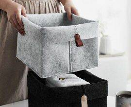 cesto organizador - cestos de gaveta - Cute Shopp