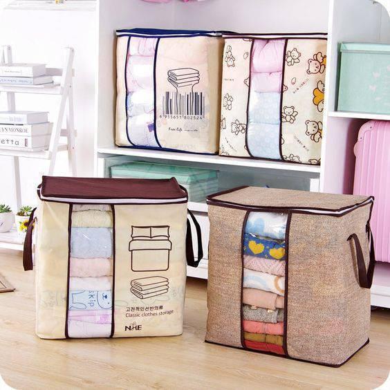 cesto organizador - cestos de roupa de cana