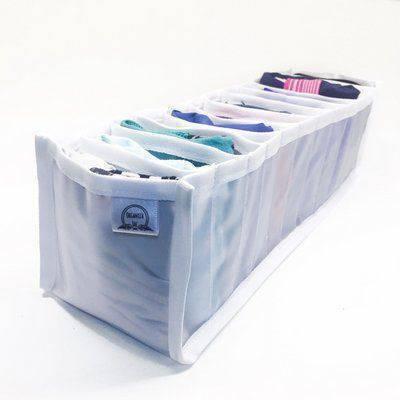 colmeia organizadora - colmeia branca e transparente