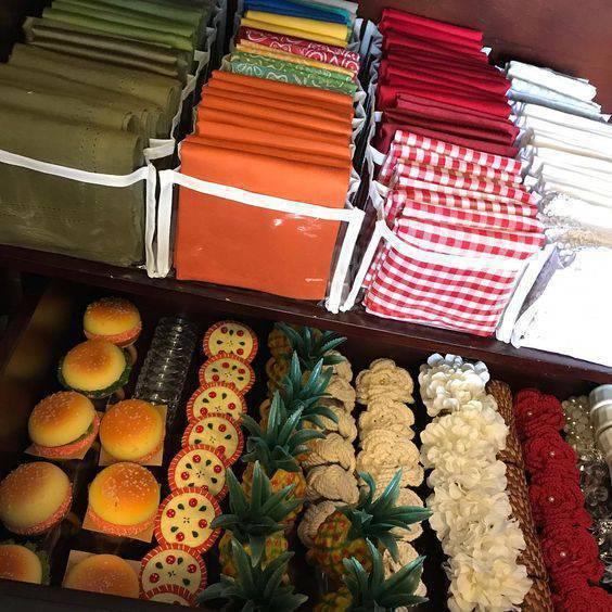 colmeia organizadora - colmeias de guardanapos