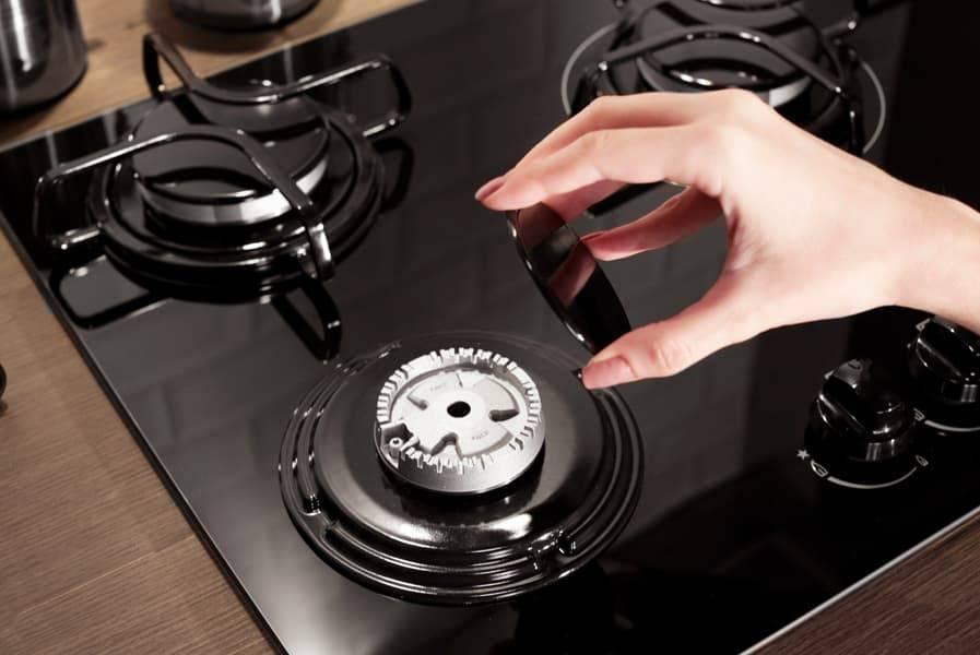 Como limpar fogão e deixar todas as peças brilhando