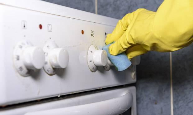 Como limpar fogão em todos os detalhes