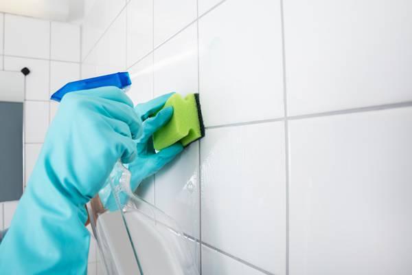 como limpar rejunte de azulejo